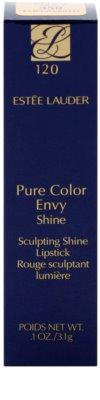 Estée Lauder Pure Color Envy Shine barra de labios con brillo intenso 4