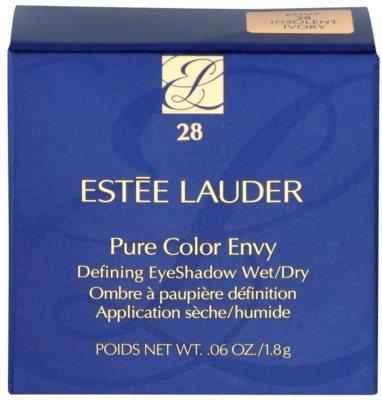 Estée Lauder Pure Color Envy Velvet dlouhotrvající oční stíny s aplikátorem 2
