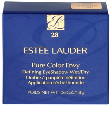 Estée Lauder Pure Color Envy Velvet umbra de ochi long-lasting cu aplicator 2