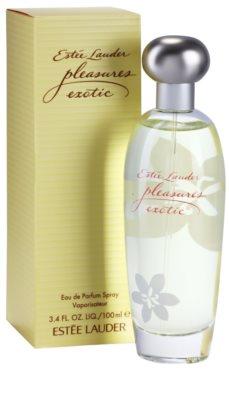 Estée Lauder Pleasures Exotic парфюмна вода за жени 1