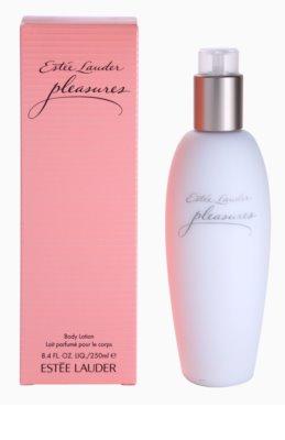 Estée Lauder Pleasures tělové mléko pro ženy