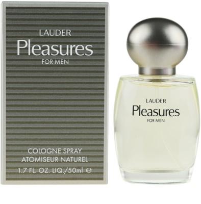 Estée Lauder Pleasures for Men Eau de Cologne für Herren