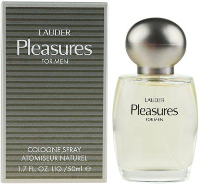 Estée Lauder Pleasures for Men Eau de Cologne para homens