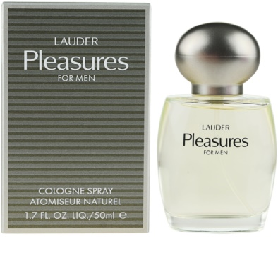 Estée Lauder Pleasures for Men kölnivíz férfiaknak