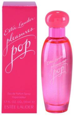 Estée Lauder Pleasures Pop eau de parfum para mujer