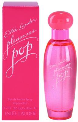 Estée Lauder Pleasures Pop Eau de Parfum para mulheres