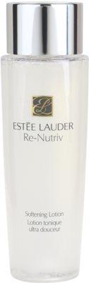 Estée Lauder Re-Nutriv Cleansers & Toners zjemňující tonikum