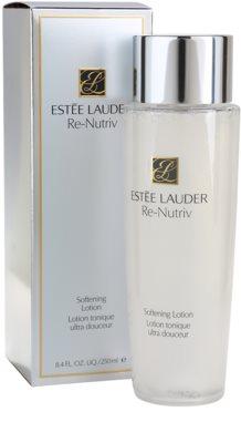 Estée Lauder Re-Nutriv Cleansers & Toners loção tonificante suavizante 1