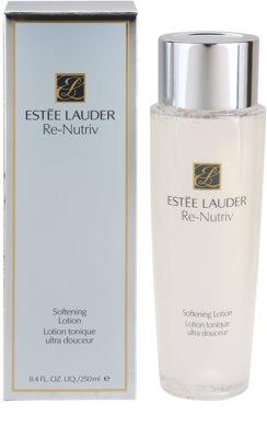 Estée Lauder Re-Nutriv Cleansers & Toners loção tonificante suavizante 2