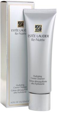 Estée Lauder Re-Nutriv Cleansers & Toners crema pentru curatare pentru toate tipurile de ten 1