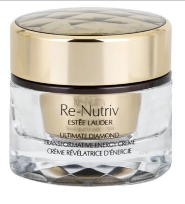 Estée Lauder Re-Nutriv Ultimate Diamond lujosa crema facial energizante con extracto de trufa