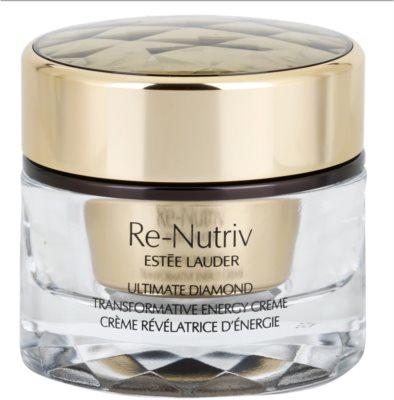 Estée Lauder Re-Nutriv Ultimate Diamond луксозен енергизиращ крем за лице с екстракт от трюфел