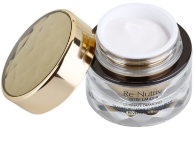 Estée Lauder Re-Nutriv Ultimate Diamond lujosa crema facial energizante con extracto de trufa 1