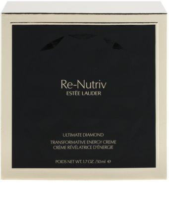 Estée Lauder Re-Nutriv Ultimate Diamond luxusní energizující pleťový krém s lanýžovým extraktem 3