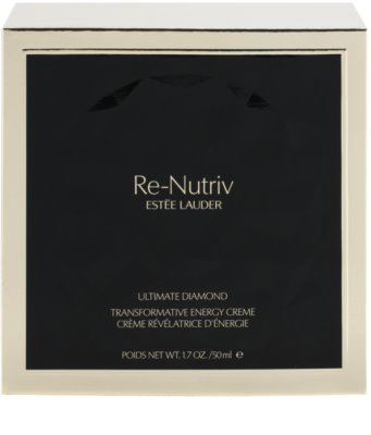 Estée Lauder Re-Nutriv Ultimate Diamond luxuriöse energiespendende Gesichtscreme mit Trüffel-Extrakt 3