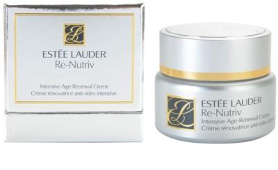 Estée Lauder Re-Nutriv Intensive Age-Renewal crema intensiv regeneratoare riduri (+35) 3