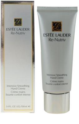 Estée Lauder Re-Nutriv Intensive Age-Renewal crema de manos contra problemas de pigmentación 1