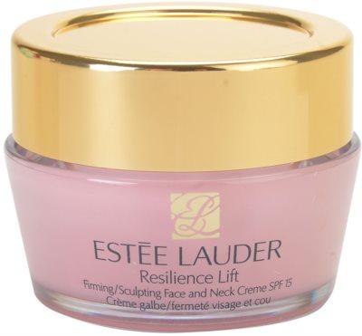 Estée Lauder Resilience Lift liftingový krém na obličej a krk