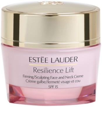 Estée Lauder Resilience Lift денний крем-ліфтінг проти зморшок для сухої шкіри