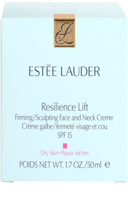 Estée Lauder Resilience Lift dnevna lifting krema proti gubam za suho kožo 4