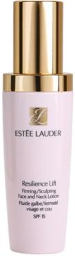 Estée Lauder Resilience Lift fluid pentru zi pentru piele normala si mixta