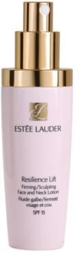 Estée Lauder Resilience Lift fluid pentru zi pentru piele normala si mixta 1
