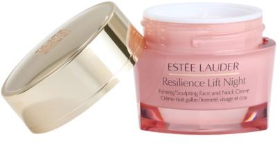 Estée Lauder Resilience Lift нощен крем-лифтинг против бръчки за всички типове кожа на лицето 1