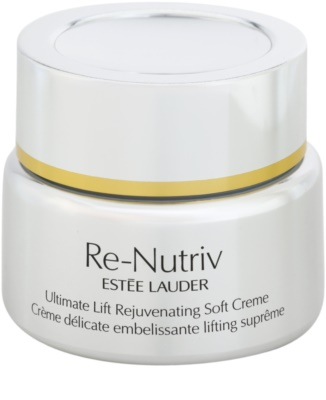 Estée Lauder Re-Nutriv Ultimate Lift finom fiatalító krém