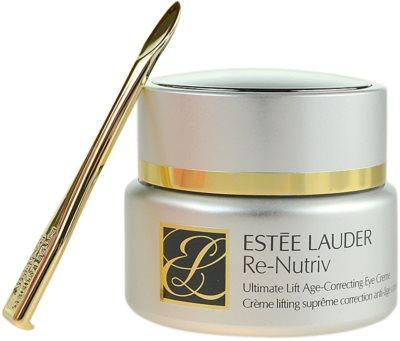 Estée Lauder Re-Nutriv Ultimate Lift oční liftingový krém