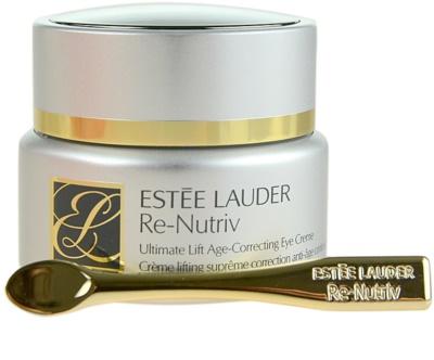 Estée Lauder Re-Nutriv Ultimate Lift oční liftingový krém 1