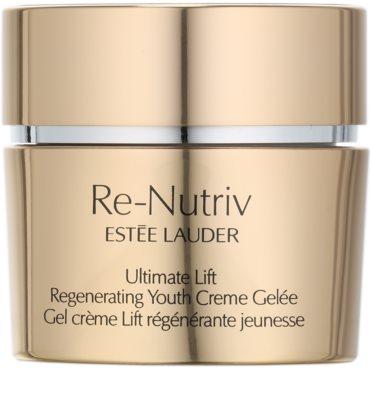 Estée Lauder Re-Nutriv Ultimate Lift crema iluminadora antiarrugas con efecto lifting para pieles normales y grasas