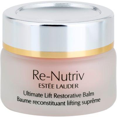 Estée Lauder Re-Nutriv Ultimate Lift posilňujúci balzám pre suchú a citlivú pokožku