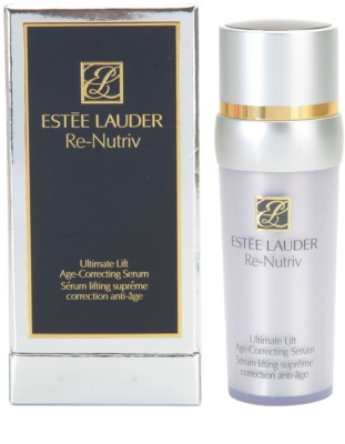 Estée Lauder Re-Nutriv Ultimate Lift serum liftingujące do twarzy 1