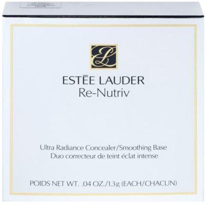 Estée Lauder Re-Nutriv Ultra Radiance роз'яснюючий коректор + розгладжуюча основа 2в1 4