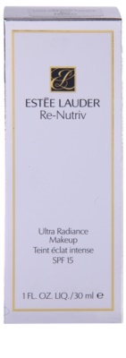 Estée Lauder Re-Nutriv Ultra Radiance make-up SPF 15 3
