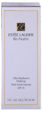 Estée Lauder Re-Nutriv Ultra Radiance tekoči puder SPF 15 3