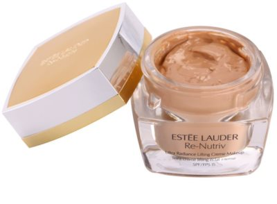 Estée Lauder Re-Nutriv Ultra Radiance das cremige Lifting Make-up SPF 15 1