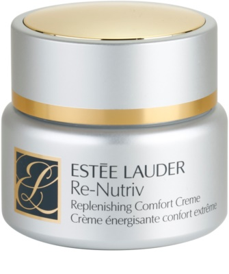 Estée Lauder Re-Nutriv Replenishing Comfort krema za obraz za suho kožo