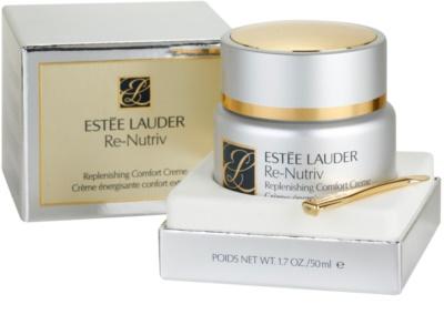 Estée Lauder Re-Nutriv Replenishing Comfort krema za obraz za suho kožo 2
