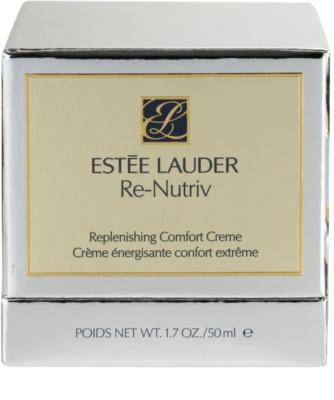 Estée Lauder Re-Nutriv Replenishing Comfort Hautcreme für trockene Haut 4