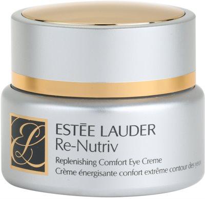 Estée Lauder Re-Nutriv Replenishing Comfort crema para contorno de ojos