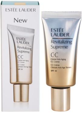 Estée Lauder Revitalizing Supreme CC krém s omlazujícím účinkem SPF 10 2