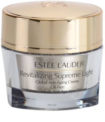 Estée Lauder Revitalizing Supreme leichte nicht fettende Creme gegen Hautalterung