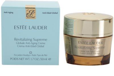 Estée Lauder Revitalizing Supreme Creme gegen Hautalterung 2
