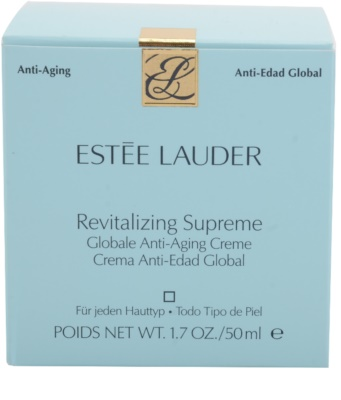 Estée Lauder Revitalizing Supreme Creme gegen Hautalterung 3
