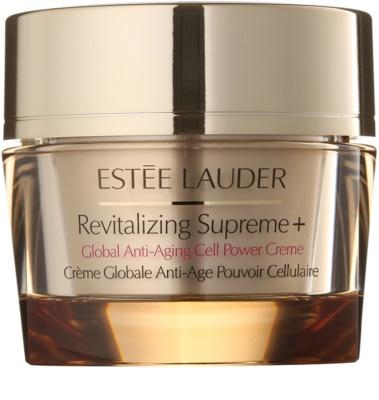 Estée Lauder Revitalizing Supreme multifunkční protivráskový krém s výtažkem z moringy