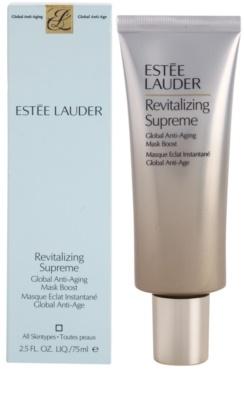 Estée Lauder Revitalizing Supreme masca anti-riduri impotriva imbatranirii pielii 1