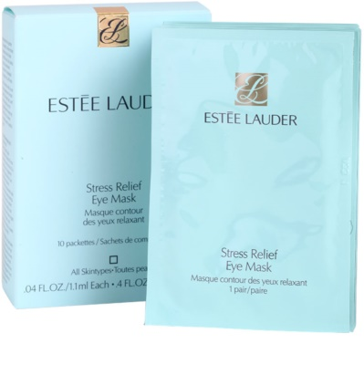 Estée Lauder Stress Relief maska na oči pro všechny typy pleti 1