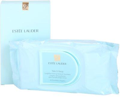 Estée Lauder Take it Away tisztító törlőkendő minden bőrtípusra 1