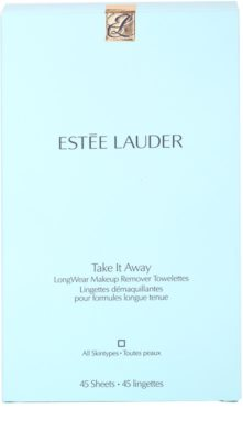 Estée Lauder Take it Away tisztító törlőkendő minden bőrtípusra 2